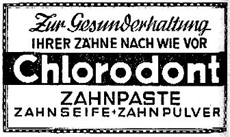 prva znamka zobne paste