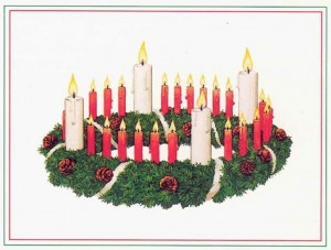 Wichern Adventskranz