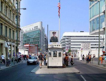 mejni prehod Checkpoint Charlie