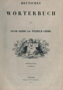 Prvi nemški slovar
