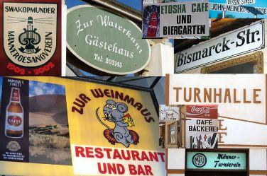 Nemški jezik v Namibiji