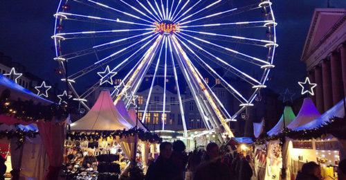Weihnachtsmarkt, Nytorv, Copenhagen (Foto: Jordidews)